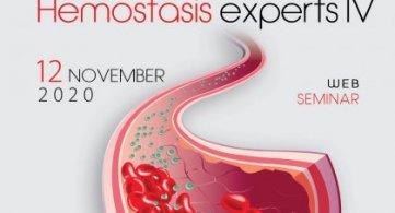 SAVE THE DATE! Meet The Hemostasis Expert IV